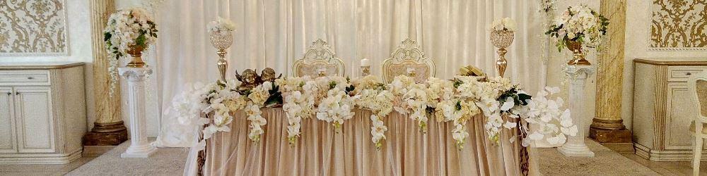 Почему свадебное оформление живыми цветами так популярно сегодня?