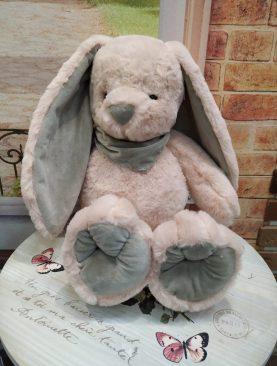 Плюшевый кролик, высота 45см