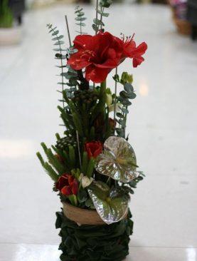 Букет цветов - композиция
