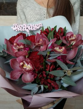 Цветы для любимой мамульки