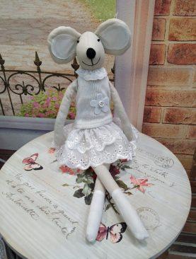 Мягкая игрушка Мышка, высота 50 см
